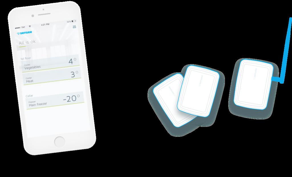 sensee senomate  u2013 automated temperature monitoring made